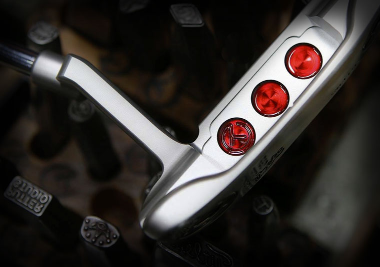 SCOTTY CAMERON FINE MILLED PUTTERS